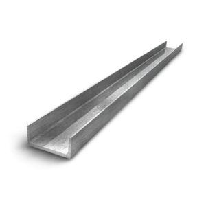 Швеллер стальной горячекатанный 40.0 П мм